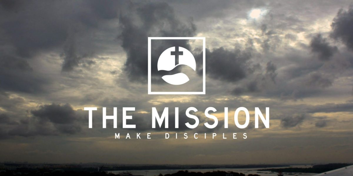 The Mission: Make Disciples